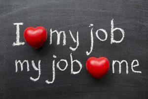 lavorare con passione